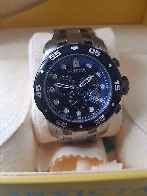 View Details Invicta Pro Diver 14339 Stainless Steel Chronograph Watch Brand New Boxed • 79.99£