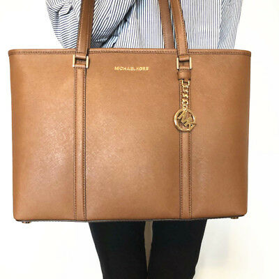 c74e5691589f NWT Michael Kors Sady Large Multifunctional Top Zip Tote Luggage Laptop Bag  • 119.00