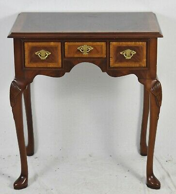 $799 • Buy Hickory Chair James River Collection Mahogany Lowboy Dressing Table Inlays