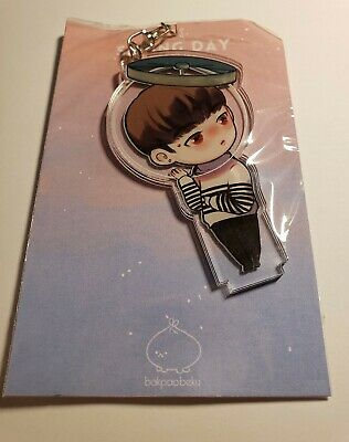 $13 • Buy BTS Jungkook Fanart Keychain/Standee (new/sealed)