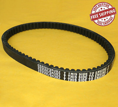 $ CDN10.72 • Buy Drive Belt Replaces For Go Kart Comet 203591 Manco Yerf Dog Q430203W 10052