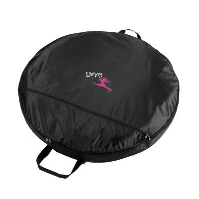 Black Ballet Pancake TUTU BAG XL 40  Girls Dance/ Ballet. Great Birthday Gift !! • 34£