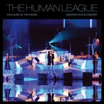 The Human League - The Sound Of The Crowd-greatest Hits Live  Vinyl Lp+dvd New  • 90.98£