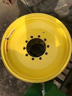 £110 • Buy John Deere Front Rims For R6150 10x32 For 320/85/r32 Tyres No Tyres