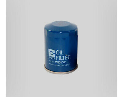 AU12 • Buy Wesfil Cooper Oil Filter WZ432 (Interchangeable With Ryco Z432)