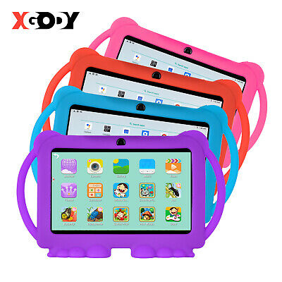 £51.88 • Buy XGODY 7'' For Kids Android 8.1 Tablet PC Bluetooth 1+16GB Quad-core 2Cam WIFI HD