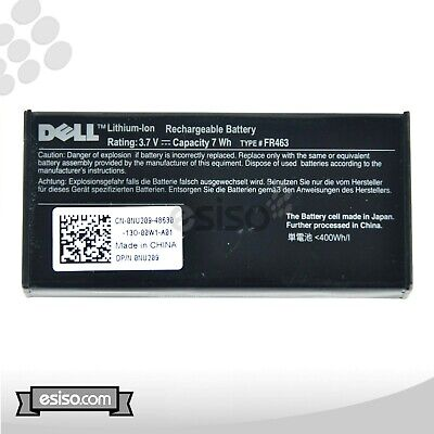$340 • Buy LOT OF 50 GENUINE NU209 0NU209 312-0448 DELL PERC 5i 6i H700 RAID BATTERY