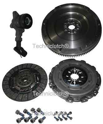Ford Galaxy 1.8tdci 6 Speed Dual Mass To Single Flywheel, Clutch Kit, Csc, Bolts • 158.94£
