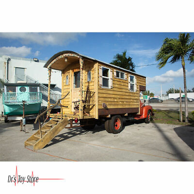 $49900 • Buy 1950 GMC Original Truck With Custom Motor-home Style Cabin Camper With Bed/Sink