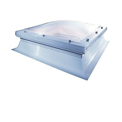 £163 • Buy Mardome Rooflight TRADE Dome -Polycarbonate Flat Roof Skylight - Various Sizes