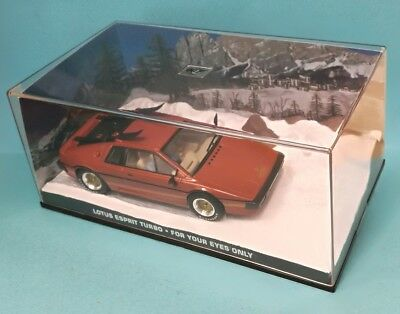 $ CDN33.85 • Buy 007 JAMES BOND For Your Eyes Only Lotus Esprit Turbo Car MODEL RARE 1:43