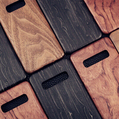 AU21.65 • Buy For Samsung Galaxy S10/S10+/S10walnut Enony Wood Rosewood Wooden Back Case Cover