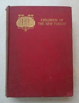 £12.99 • Buy CHILDREN OF THE NEW FOREST By Captain Marryat, Illus. Harold Copping (1903)