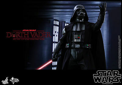 $ CDN577.40 • Buy Hot Toys 1/6 STAR WARS EPISODE IV MMS279 Darth Vader Mint In Box CHEAPEST