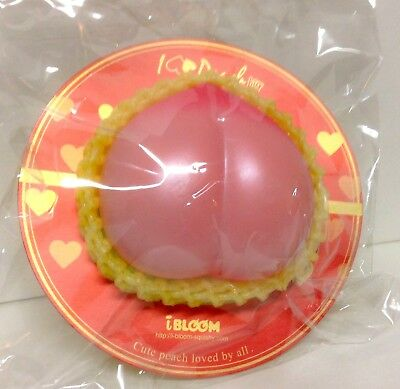AU58.12 • Buy Ibloom Jumbo Peach Squishy Pearl Pink Kawaii Japan Authentic