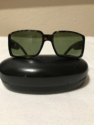 328a4a67d6 Gucci Sunglasses Vintage Tortoise Shell Green Lenses • 69.00