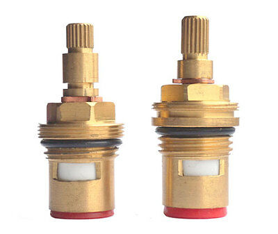 Bristan Compatible 1/2  (basin) Replacement Tap Valve Cartridge Quarter Turn  • 11.99£