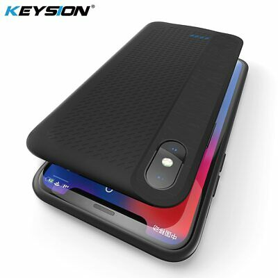 AU32.31 • Buy Battery Case For Iphone X External Battery Power Bank Charging Portable Case