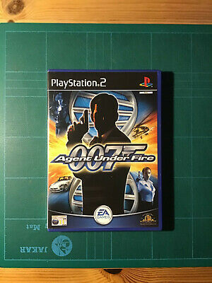 James Bond 007: Agent Under Fire (Sony PlayStation 2, 2001)  • 1.70£
