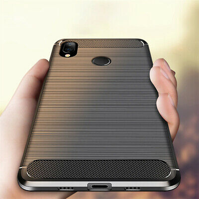 $2.69 • Buy For Xiaomi Redmi 7 Note 8 7 6 Pro 8A Shockproof Carbon Fiber Soft TPU Case Cover