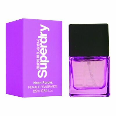 Superdry Neon Purple Women Cologne Spray 25ml • 11.49£