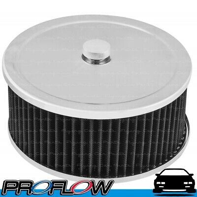 AU53.45 • Buy PROFLOW Chrome Top Air Cleaner 9  X 4  Assembly