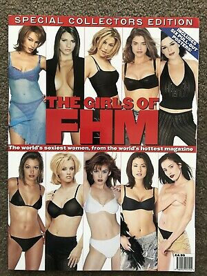 AU24.95 • Buy Fhm Uk Magazine – Special Collectors Edition – The Girls Of 1998