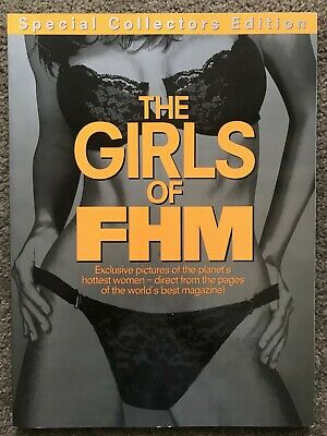 AU24.95 • Buy Fhm Uk Magazine – Special Collectors Edition – The Girls Of 1999