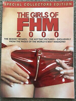 AU24.95 • Buy Fhm Uk Magazine – Special Collectors Edition – The Girls Of 2000