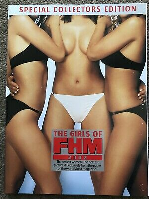 AU24.95 • Buy Fhm Uk Magazine – Special Collectors Edition – The Girls Of 2002