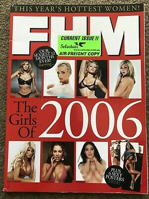 AU24.95 • Buy Fhm Uk Magazine – Annual Collectors Edition – The Girls Of 2006