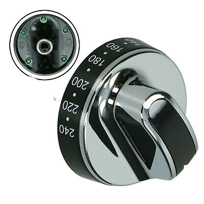 Genuine Stoves New World Cooker Gas Hob Knob Control Switch Temperature Dial • 8.99£