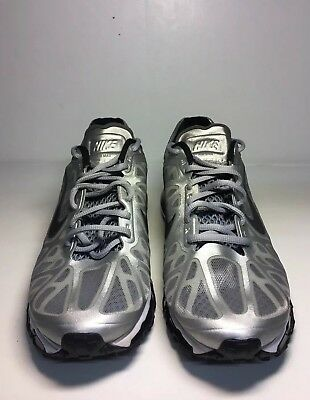 $79.99 • Buy Nike Air Max Plus Mens Size 7 Silver Black Running Shoes