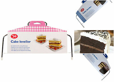 £4.99 • Buy TALA CAKE LEVELLER UP TO 25cm/30cm/43cm X 6.5cm CAKES LEVELS  TORTES LAYERS
