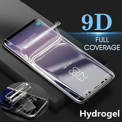 AU2.59 • Buy Slim Soft 9D Hydrogel Screen Film Protector Case Cover For OnePlus 5 5T 6 6T New
