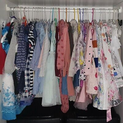 £2 • Buy Baby Girl Clothes 9-12 Months Build A Bundle Multi Listing Lot