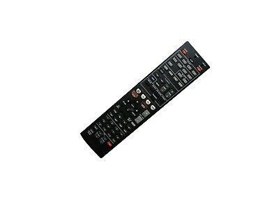 AU26.14 • Buy Remote Control For Yamaha RX-V473BL YHT-399UBL YHP-S101 AV Audio Video Receiver
