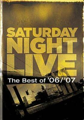 $3.90 • Buy Saturday Night Live The Best Of '06/'07 (Widescreen)