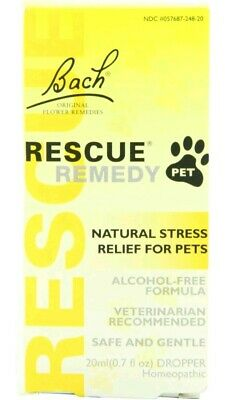 Rescue Remedy Pet, Bach Flower Remedies, 20 Ml • 17.97£
