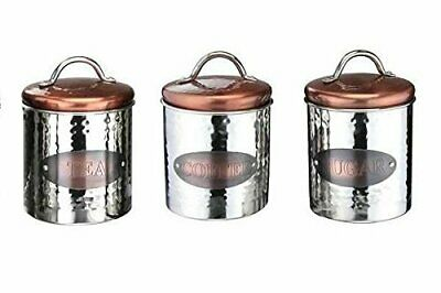 Copper Kitchen Canisters ▷ 5.15$ | Dealsan