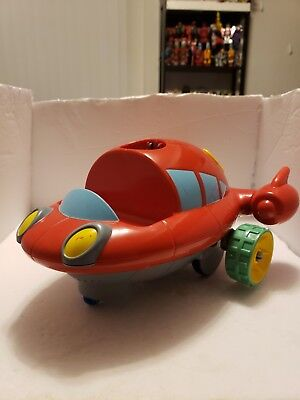 £17.50 • Buy Disney Little Einsteins Transform And Go PAT PAT ROCKET Sold As Is