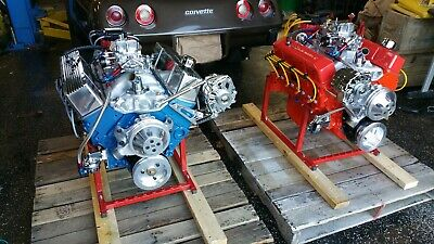 Chevy 5.7l 350 355 385+hp Custom Crate Engine Turn Key Dyno Test 2 Year Warranty • 4,699$