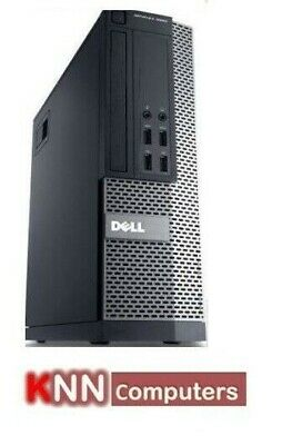 AU189 • Buy Dell OptiPlex 9020 SFF Desktop PC Intel I5-4570 @3.4GHz  8GB Ram 500GB HDD W10P