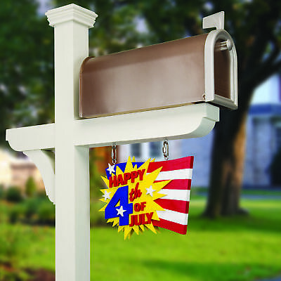 $12.99 • Buy Woodworking Project Paper Plan To Build Celebration Mailbox Signs