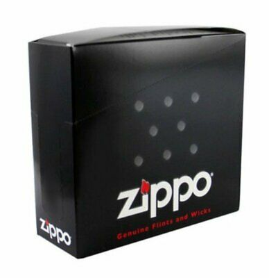 Zippo Display Box (24) Replacement Wicks, Individually Carded #2425 • 14.34$