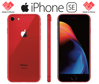 £220.05 • Buy NEW*  Apple IPhone SE 2nd 2020 | 64GB Red | Unlocked Verizon T-Mobile AT&T Mint