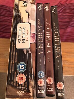 Made In Chelsea Series 1-6 • 30£