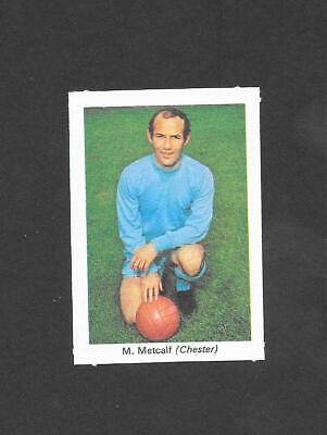 £2.50 • Buy Scorcher My Favourite Soccer Stars No 23 Mike Metcalf Of Chester FC