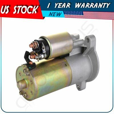 $53.39 • Buy Starter For Ford Explorer Sport Trac 2002 2003 4.0L 245 V6 3240 112590 SFD0049