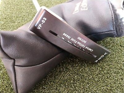 Vega Limited Edition VP-03 First Issue 047/100 W Headcover Fatso 2.0 XL • 250$